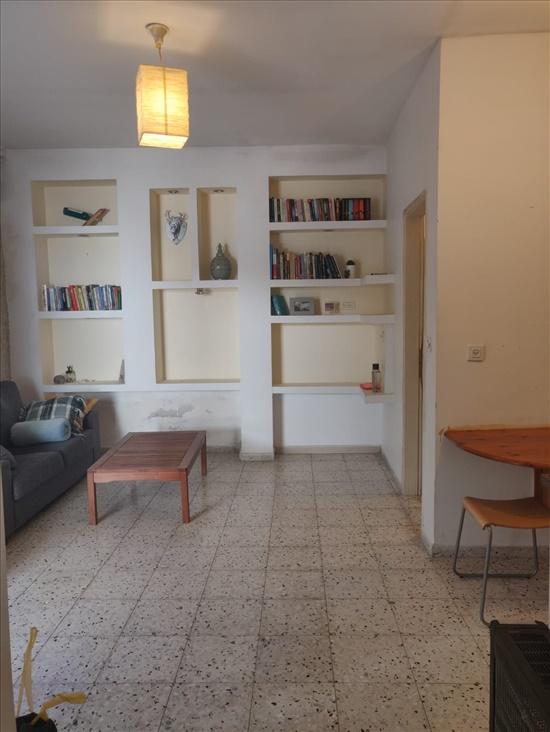 דירת גן להשכרה לנופש ותקופות קצרות 2 חדרים בירושלים יוסף חיים