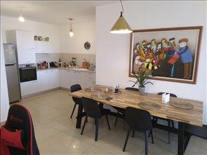 דירה להשכרה לנופש ותקופות קצרות 4 חדרים באור עקיבא השיקמים