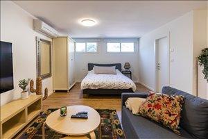 יחידת דיור להשכרה לנופש ותקופות קצרות 1 חדרים ברמת גן איתן יונה