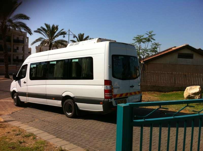 אוטובוסים מרצדס