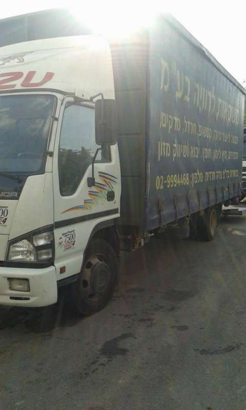 משאיות איסוזו