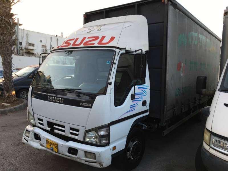 מעולה  משאיות איסוזו משאית איסוזו NQR למכירה | לוח טרקטורונים ומיוחדים הומלס GW-49