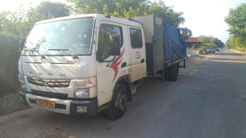 משאיות מיצובישי