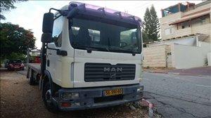 משאיות מאן מאן 12 טון מנוף פאסי 110