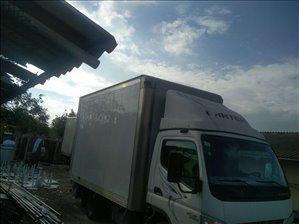 משאיות מיצובישי למכירה משאית מסחרית