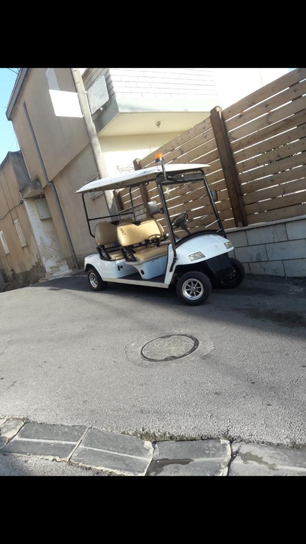 רכבים תפעוליים CLUB CAR