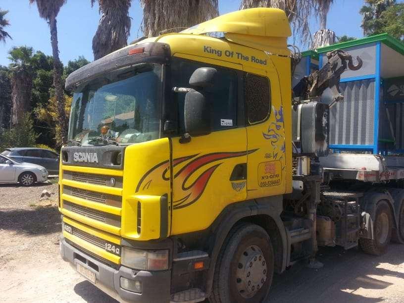 משאיות סקניה