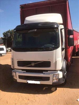 משאיות וולוו FL6 2014