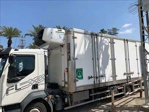 משאיות וולוו וולוו FL512 פלטה קפיץ 12 טון