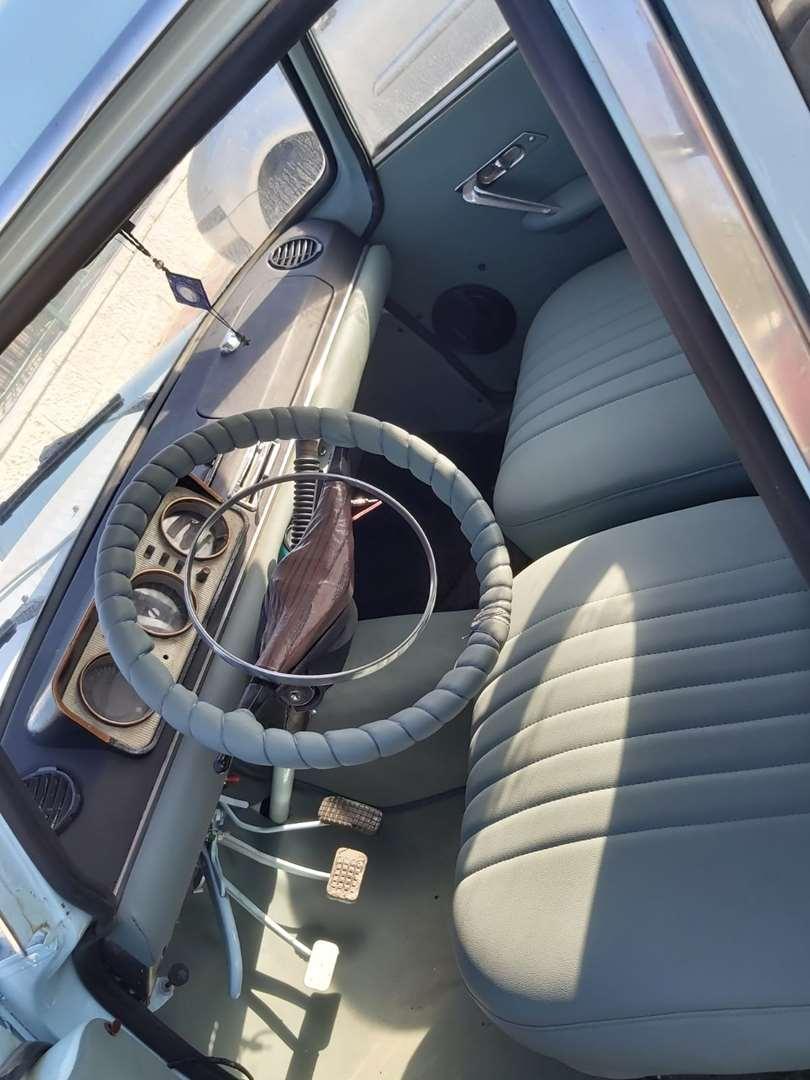 רכב אספנות פיג'ו דגם 404 שנת 64'