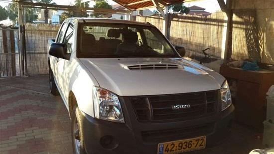 איסוזו 2X4 DMAX  2010 יד  1