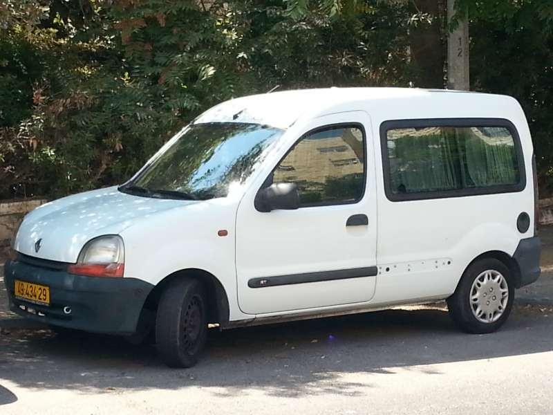 רנו קנגו - עד 2009