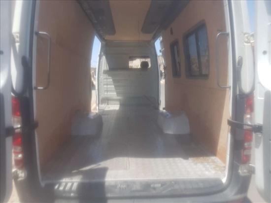 מרצדס ספרינטר 519  2012 יד  2