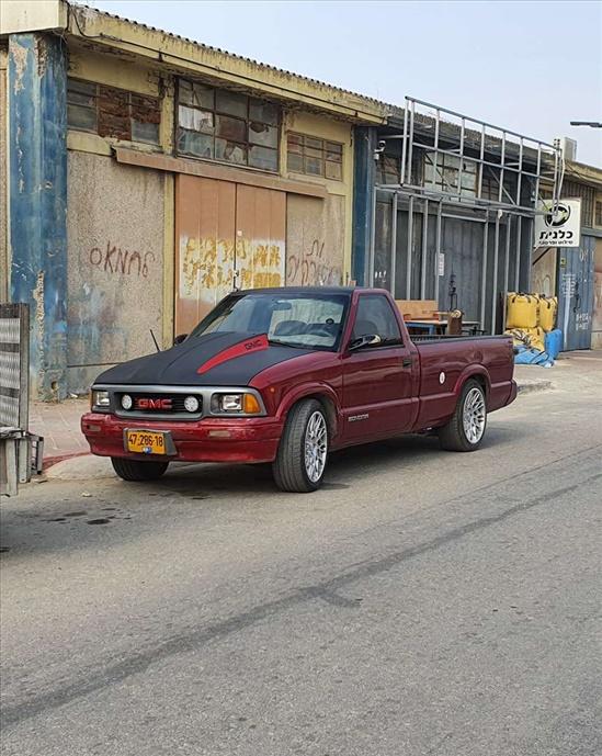 ג'י. אם. סי / GMC  סונומה 1997 יד  8