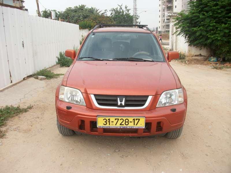הונדה CR-V 1998 יד  6