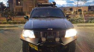 ג'יפ / Jeep  גרנד צ`רוקי לימיטד