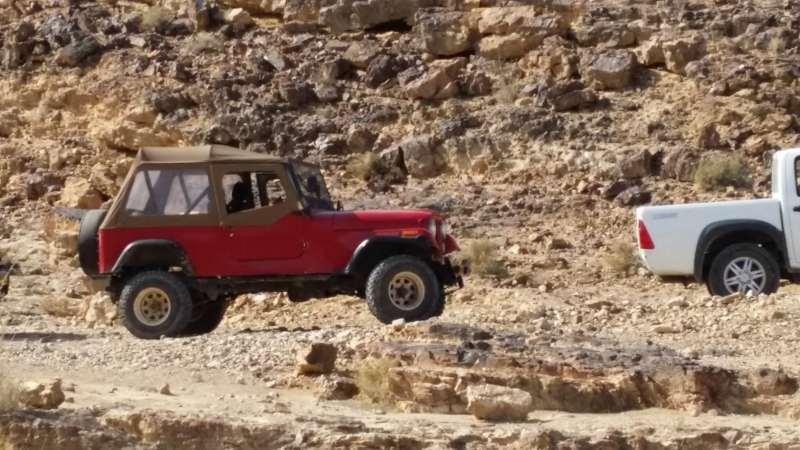 ג'יפ / Jeep  סי. ג`יי.