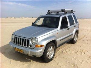 ג'יפ / Jeep  ליברטי 2007 יד  2