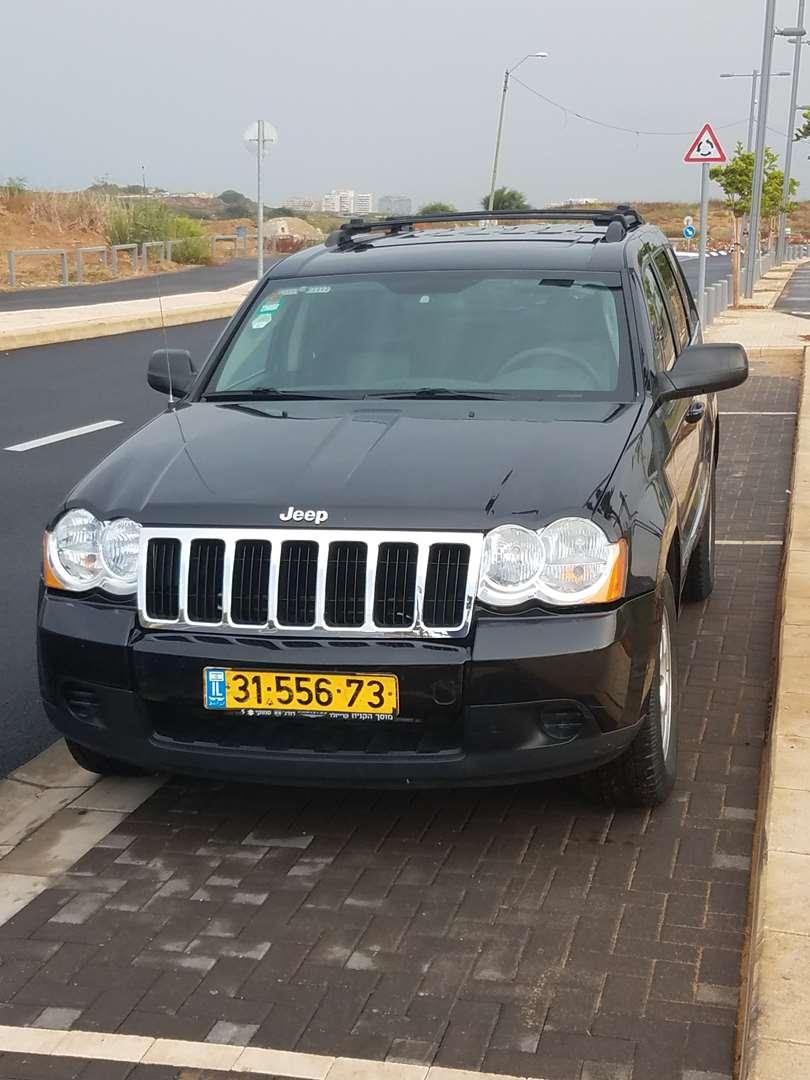 ג'יפ / Jeep  גרנד צ`ירוקי