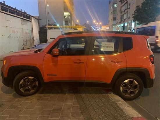 ג'יפ / Jeep  רנגלר 2016 יד  1
