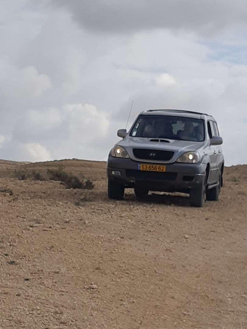 """תמונה 1 ,יונדאי טאראקן יד 4 שנת 2007 290000 ק""""מ"""