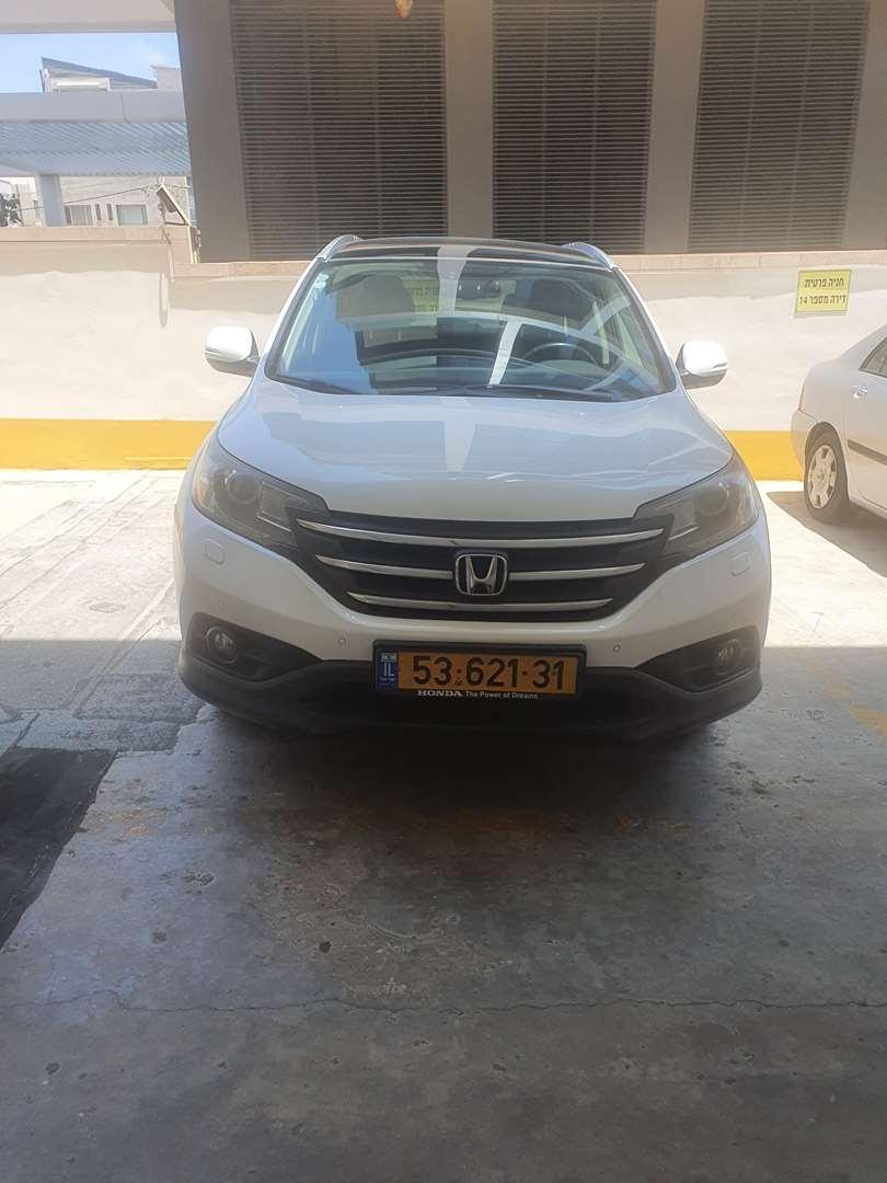 הונדה CR-V