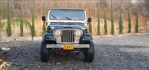 ג'יפ / Jeep  סי. ג`יי. 1981 יד  5