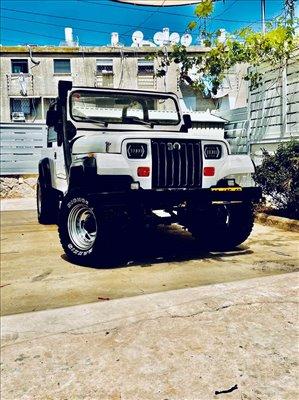 ג'יפ / Jeep  סי. ג`יי. 1983 יד  10