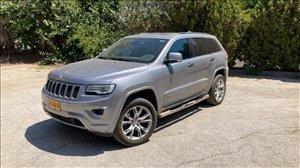 ג'יפ / Jeep  גרנד צ`ירוקי 2015 יד  2