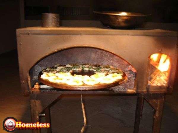 ציוד לעסקים - תנור תעשייתי