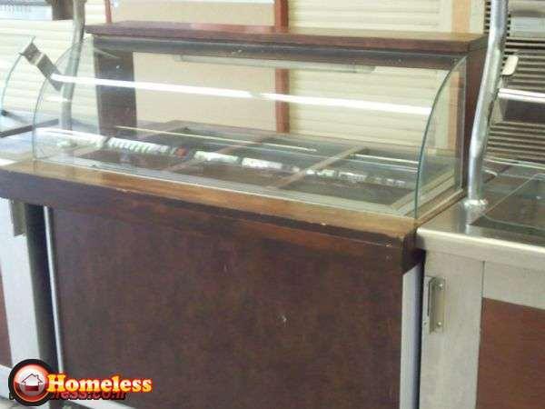 מודרני מקרר סלטיה למכירה בתל-אביב 4000 שח | ציוד לעסקים - ציוד מטבח | לוח XD-99