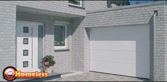 מיגון לבית ולעסק - שער חשמלי