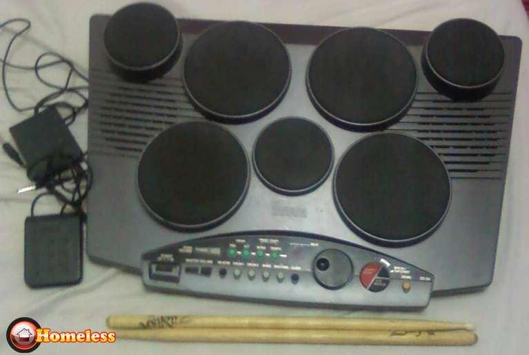 כלי נגינה - תופים