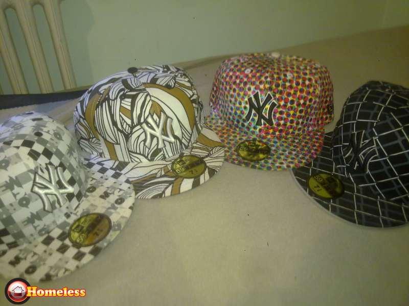 ביגוד ואביזרים - כובעים ומגבעות