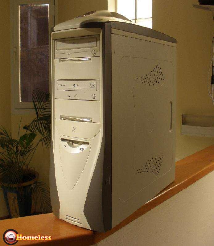 מחשבים וציוד נלווה - מחשב שולחני