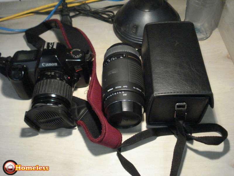 צילום - ציוד מקצועי