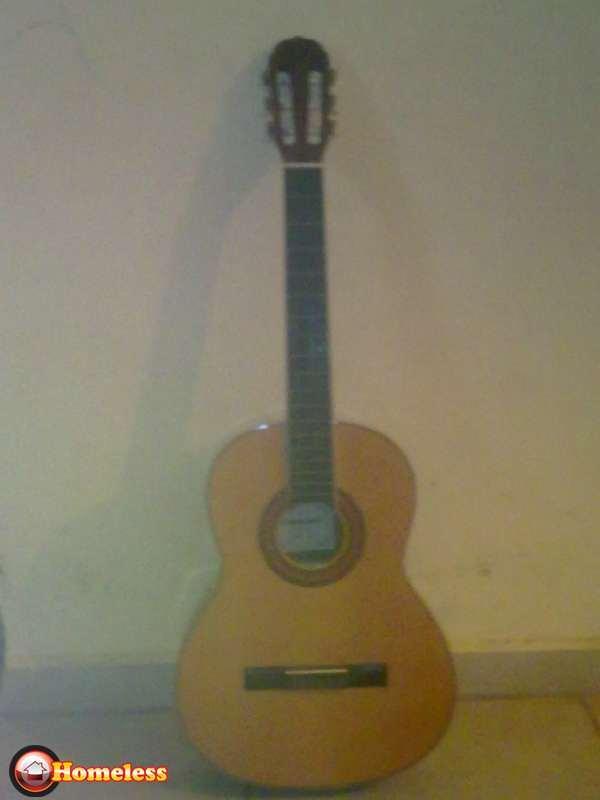 כלי נגינה - גיטרה קלאסית
