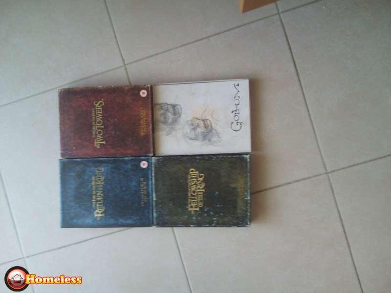 מוסיקה וסרטים - dvd