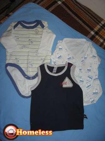 לתינוק ולילד - ביגוד והנעלה