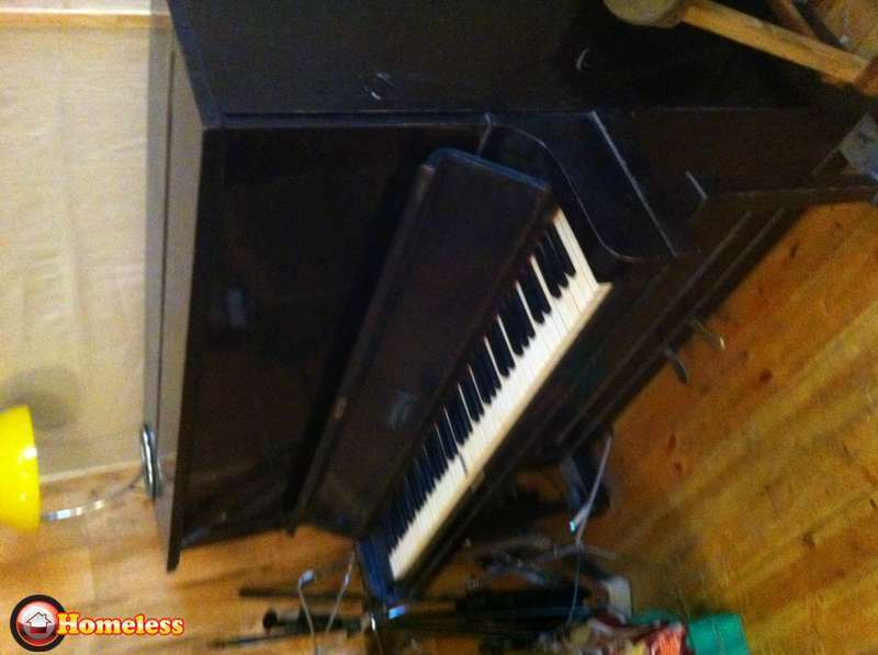 כלי נגינה - פסנתר