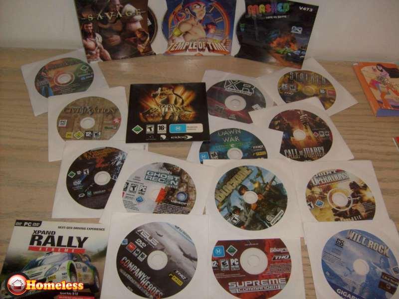 מחשבים וציוד נלווה - משחקי מחשב