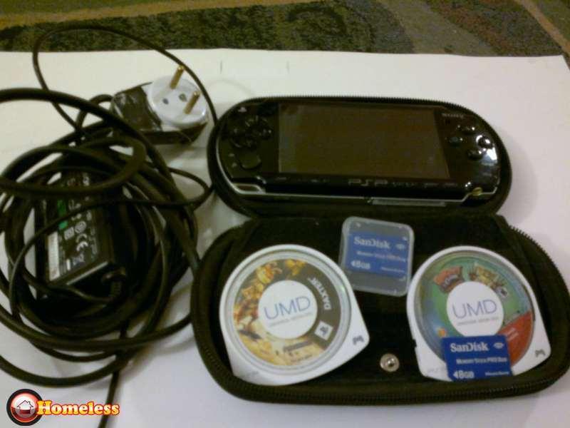 משחקים וקונסולות - PSP