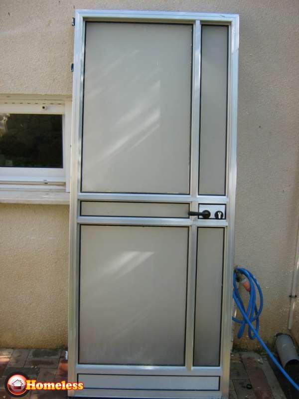 מדהים דלתות אלומיניום למכירה בגדרה 2000 שח | שונות - שונות | לוח יד שניה NZ-08