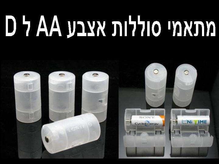מוצרי חשמל - אביזרים