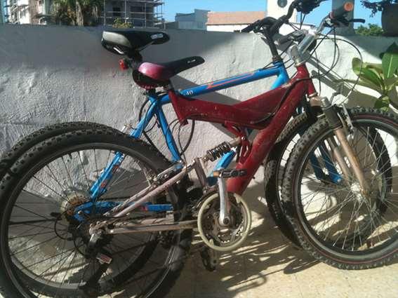 אופניים - אופני הרים