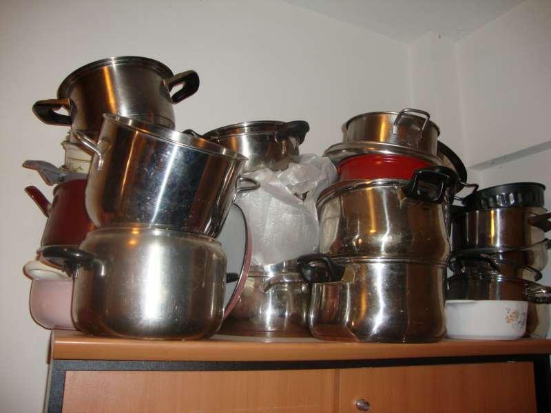 כלי מטבח - סירים