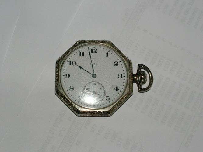 אספנות - שעונים