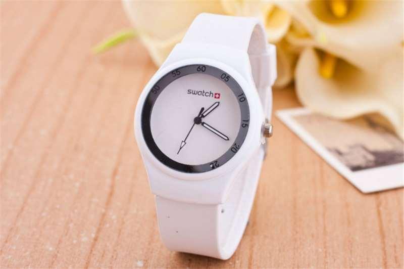 שעון יד חדש SWATCH צבעוני