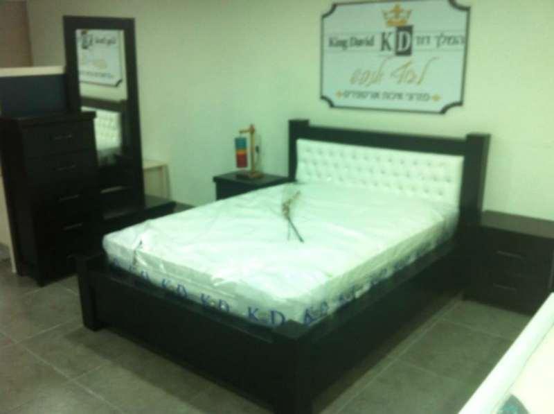 טוב מאוד חדר שינה עץ אורן מלא למכירה בבית שאן 1500 שח | ריהוט - חדרי שינה OZ-15
