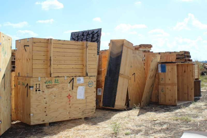 מדהים משטחי עץ ,ארגזים ועץ למכירה בטירת יהודה 10 שח   ציוד לתעשייה - אחר VZ-41